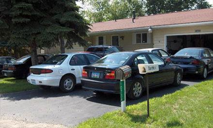مشکل پارکینگ خانواده های دارای چندین فرزند در ریچموند هیل