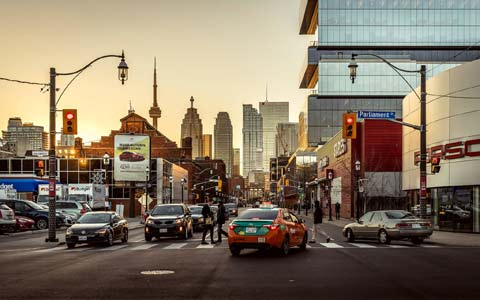 تورنتو ۱۵ امین شهر محبوب جهان برای پولدارها
