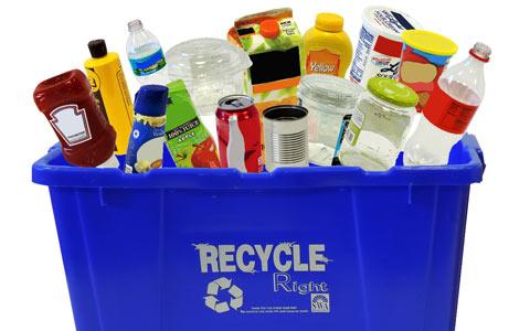 مراقب بازیافتی های خود باشیم، ماموران شهرداری در راهند
