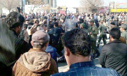 ششمین روز اعتراض گسترده در ایران