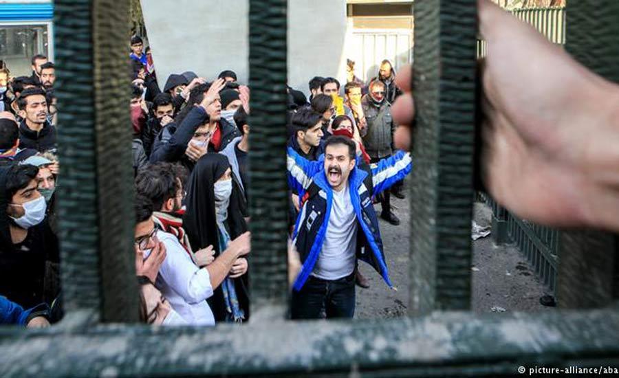 نامه سرگشاده گروهی از مخالفان حکومت جمهوری اسلامی خطاب به مردم شجاع ایران