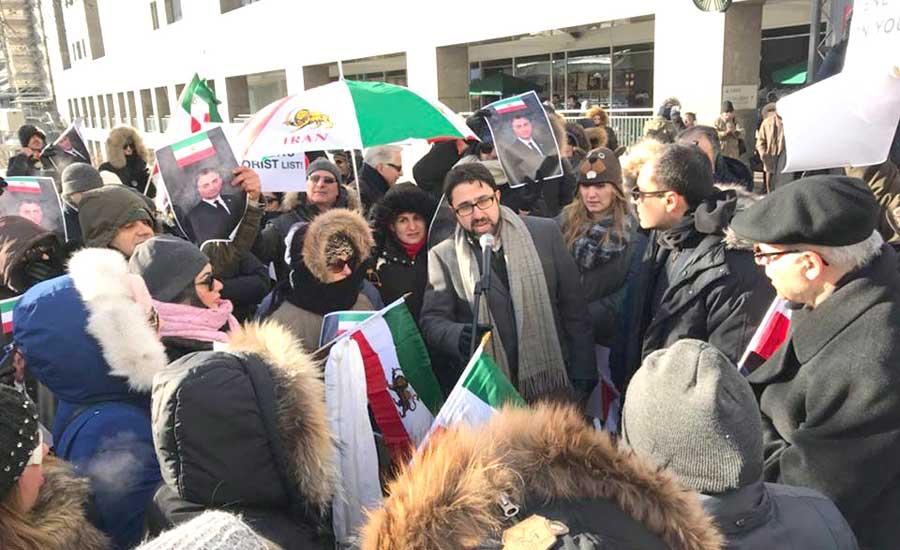 نامه سرگشاده کاوه شهروز به نخست وزیر کانادا جاستین ترودو: از مبارزات مردم ایران پشتیبانی کنید
