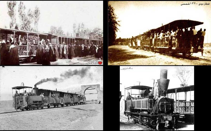 Tehran-steam-locomotive-railway