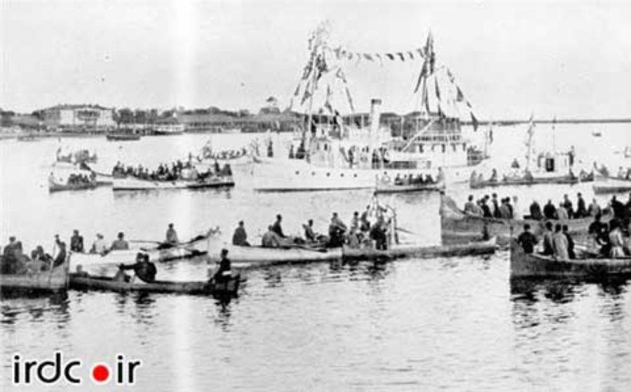 shahsavar warship