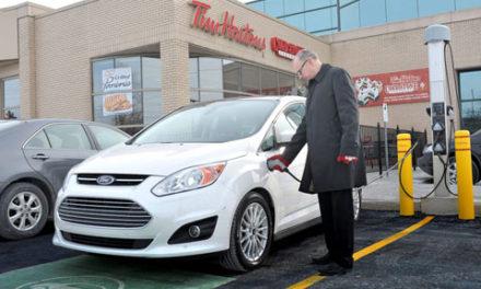 کمک مالی دولت برای نصب ایستگاه شارژ وسیله نقلیه
