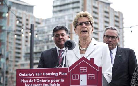 """مشکلات پروژه """"مسکن ارزان قیمت"""" در تورنتو"""