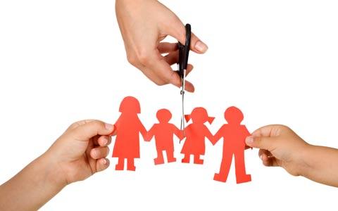 چالش های سرپرستی فرزندان بعد طلاق/دکتر نسترن ادیب راد