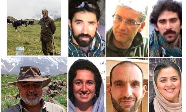 فعالان بازداشتشده محیط زیست در ایران چه کسانی هستند؟