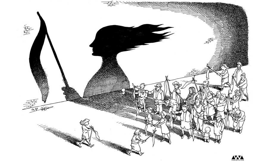 ایران: سراشیب بی بازگشت/جواد طالعی