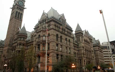 ساختمان قدیم شهرداری تورنتو تبدیل به موزه می شود