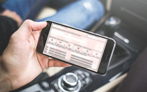 آیا داشتن برگه صورتی بیمه در اتومبیل اجباری است؟/فرهاد فرسادی