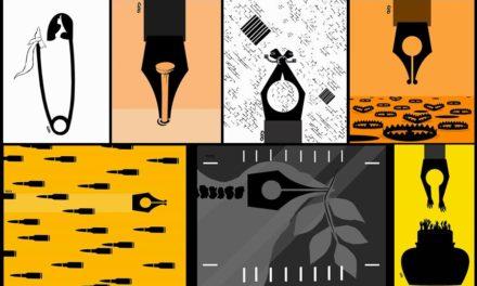 بلند پروازی قلم در روزهای تلخ پناهجویی/علی صدیقی