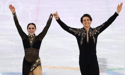 یک طلای دیگر برای زوج جذاب کانادایی در المپیک زمستانی