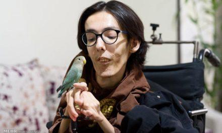 ایرانیان جهان و دستاوردهایشان/ ۱۸ /وحید رجبلو؛ توانیابی پرتوان، طراح استارتاپی برای معلولان