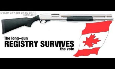 مقررات خرید اسلحه در کانادا سخت تر می شود