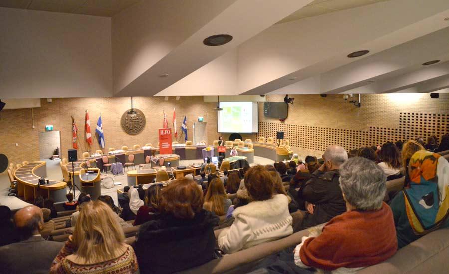کانون مدیریت زنان انتاریو برگزار کرد:بزرگداشت روز جهانی زن در تورنتو