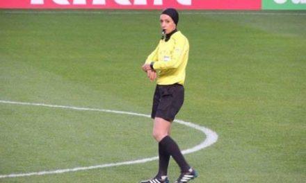 ایرانیان جهان و دستاوردهایشان/ ۲۲/آشنایی با مهسا قربانی، اولین زن ایرانی داور بینالمللی فوتبال