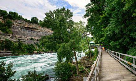 یکی از زیباترین مسیرهای پیاده روی نزدیک تورنتو در کمتر از یک ماه باز می شود