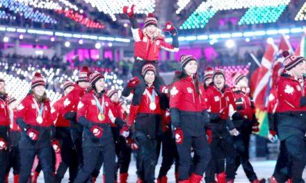 کانادا با رکورد ۲۹ مدال، المپیک زمستانی پیونگ چانگ را به پایان برد