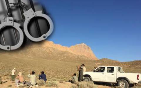 جمع بازداشتیهای فعال در عرصه محیطزیست به ۱۴ تن رسید