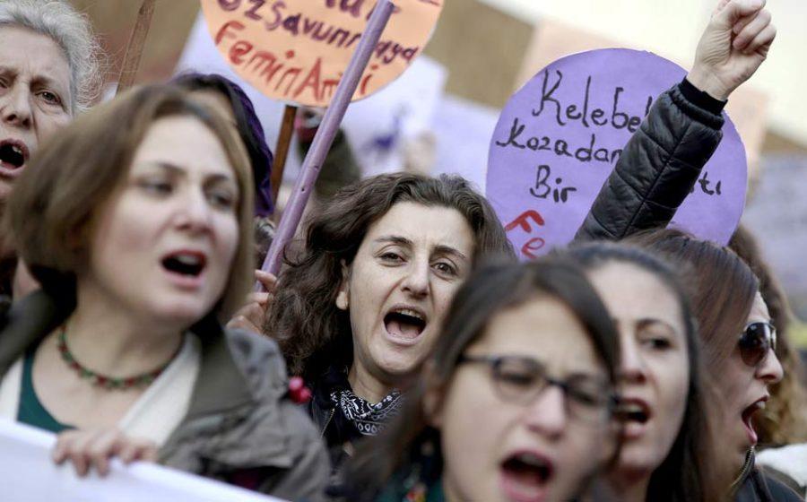 turkish-women-march