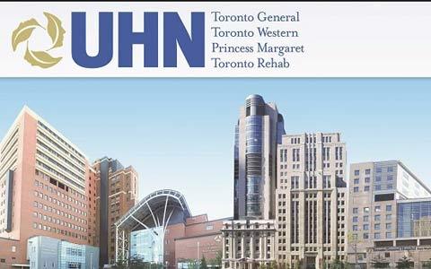 """عنوان بهترین مرکز پیوند اعضا در آمریکای شمالی به """"شبکه بهداشت تورنتو""""رسید"""