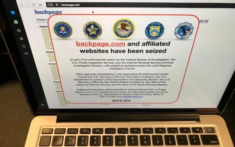 مشکلات ایجاد شده برای کارگران جنسی در پی بسته شدن وبسایت خدماتی