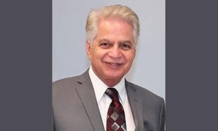 دکتر فرخ زندی استاد برتر دانشکده سیمور شولیک شناخته شد