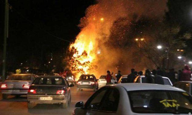آتش سوزی در قهوهخانهای در اهواز ۱۱ کشته بر جای گذاشت