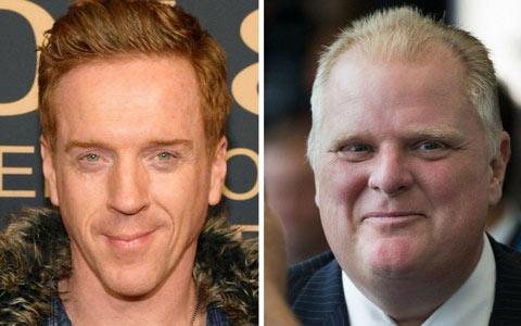 هالیوود فیلمی درباره ی راب فورد، شهردار سابق تورنتو، می سازد