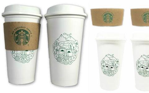 حرکت جمعی قهوه فروشی ها در تورنتو در راستای کمک به بازیافت زباله