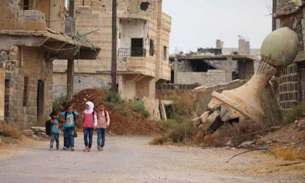 آتش جنگ در سوریه، بازگرداندن پناهجویان و خطرهای پیش رو/عباس شکری