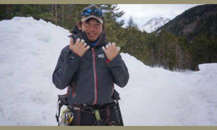 مردی انگشتان و سپس جانش را در راه رسیدن به قله ی اورست از دست داد