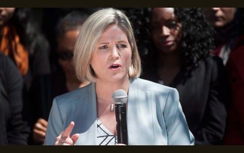 آندریا هوروت: قانون بازگشت به کار را تأیید نمی کنم