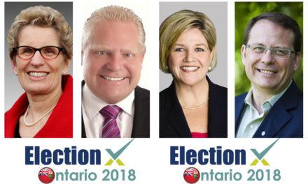 کمپین های انتخاباتی انتاریو آغاز شد