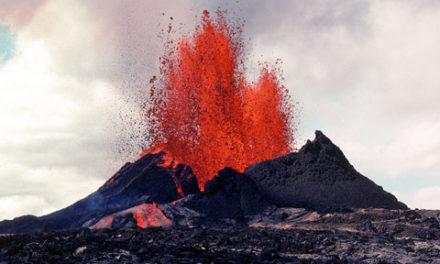 فوران آتشفشان کیلااویی شدت می گیرد