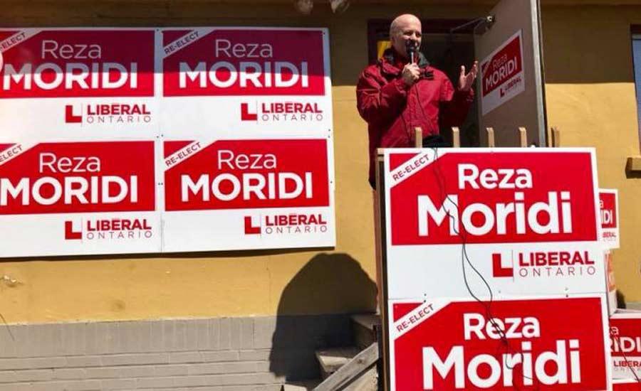 دکتر مریدی، وزیری دانشمند برای تمام فصول خدمت در جامعه ایرانی کانادایی/هومن شیرازی