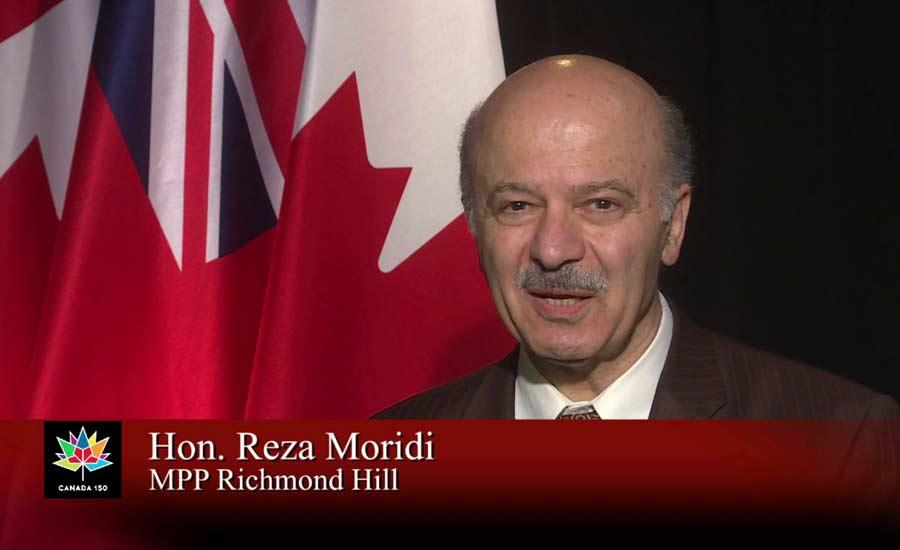 ایرانیان جهان و دستاوردهایشان ـ۳۱/آشنایی با رضا مریدی، اولین وزیر ایرانی تبار در آمریکای شمالی