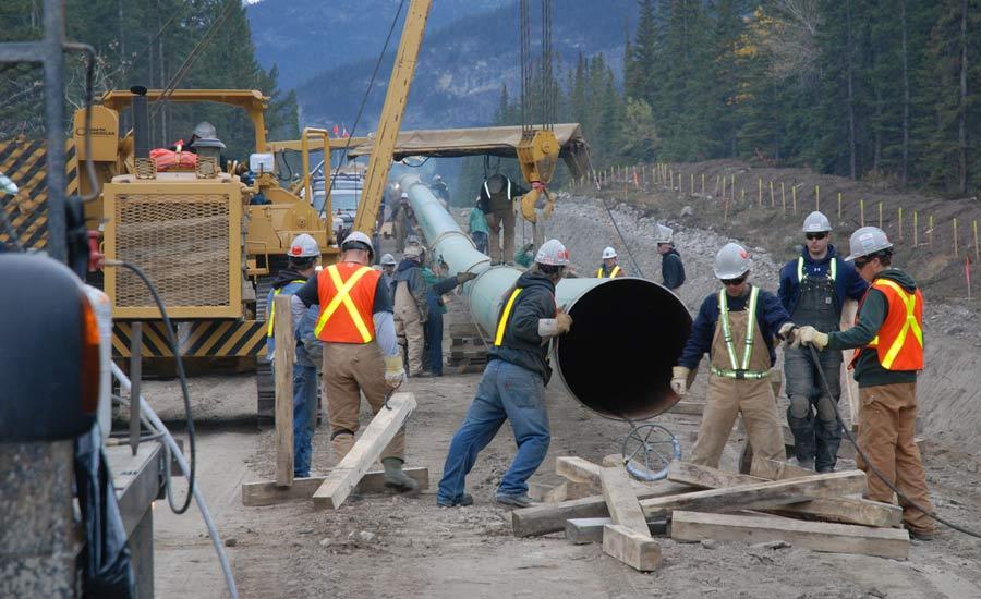 دولت لیبرال پروژه ی Trans Mountain pipeline را خریداری می کند