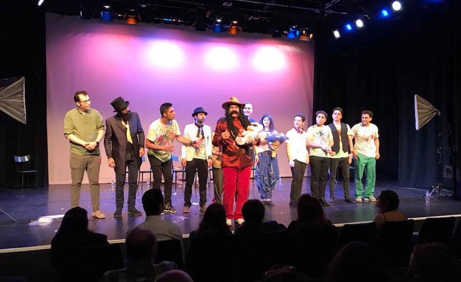 پنجمین فستیوال تئاتر لندن/اصغر نصرتی