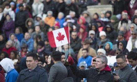 راهپیمایی تورنتویی ها در همدردی با بازماندگان واقعه مرگبار نورت یورک