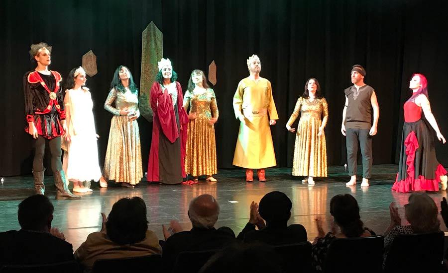 پنجمین فستیوال تئاتر لندن / اصغر نصرتی