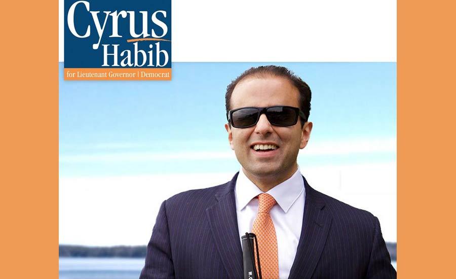 ایرانیان جهان و دستاوردهایشان/ ۳۴/آشنایی با سیروس حبیب، اولین ایرانی تبار در مجلس نمایندگان و سنای ایالتی آمریکا