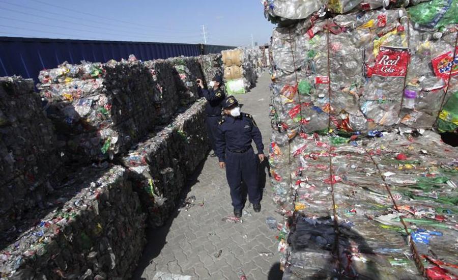 تاثیر ممنوعیت واردات پلاستیک به چین بر کشورهای جهان