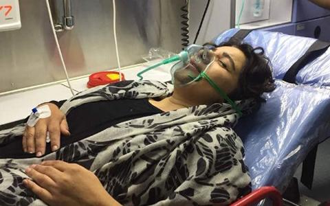 فرزند کاووس سید امامی: ماموران در زمان بازی ایران پرتغال به خانه ما هجوم بردند