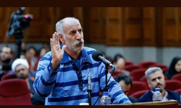 اعدام قتل دولتی ست/محمد ثلات به قتل رسید