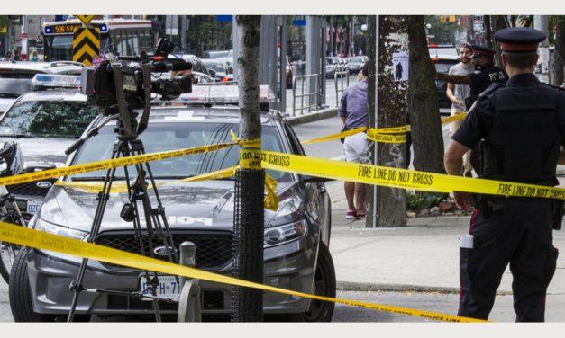 شمار قتل در تورنتو هم اکنون بیشتر از نیویورک است
