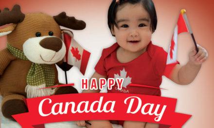 """برای یک """"روز کانادا""""ی بسیار گرم خودتان را آماده کنید"""