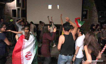 پرچم جمهوری اسلامی جعلی و نژادپرستانه است!/اختر قاسمی