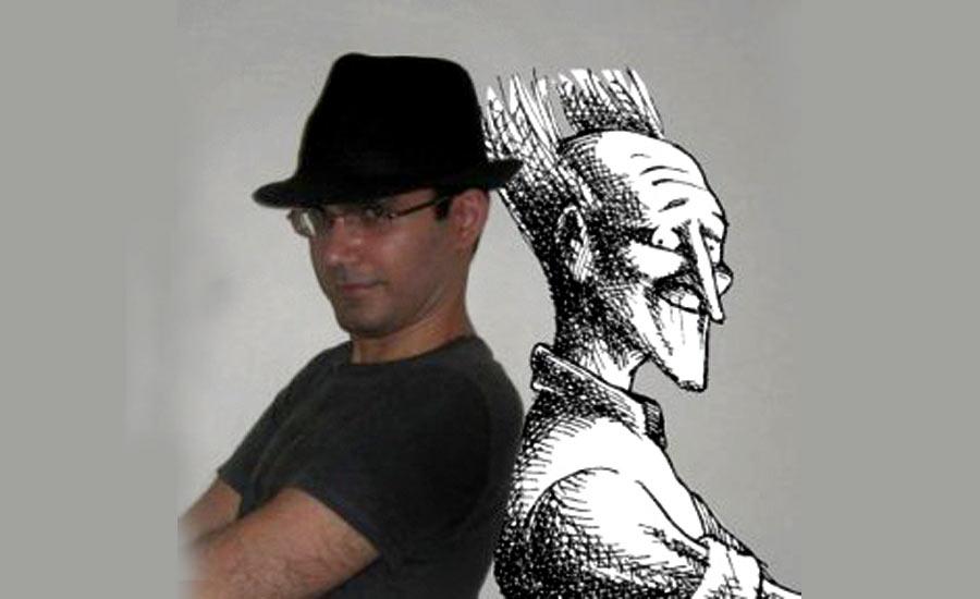"""مانا نیستانی از """"کارتون در ایران بعد از انقلاب"""" می گوید/بهرنگ رهبری"""